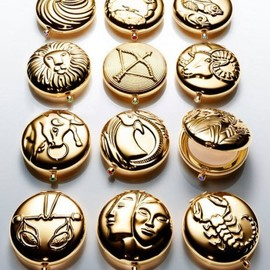 Estee Lauder - Zodiac Powder Compact Collection