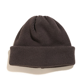 crepuscule - Knit Cap-D.Brown
