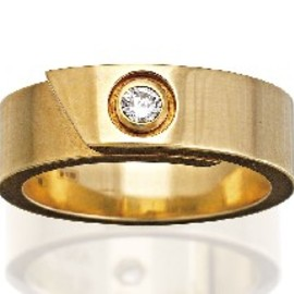 Cartier - Diamond Ring