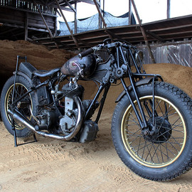 BSA - W32-6  1936 / Red Hot Motorcycles
