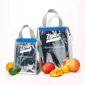BEAMS - Ziplock cooler bag