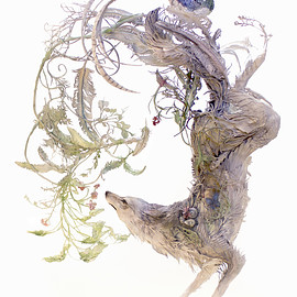 Ellen Jewett - a feral antiquity II