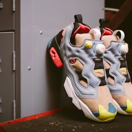 "Reebok - Bodega x Reebok Insta Pump Fury ""Full Contact"""