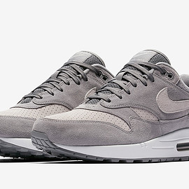 NIKE - Air Max 1 - Cool Grey/White/Wolf Grey