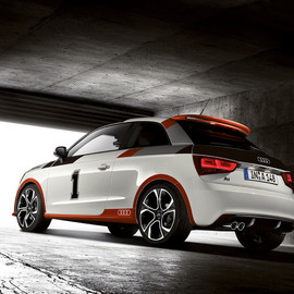 Audi - A1 Competition