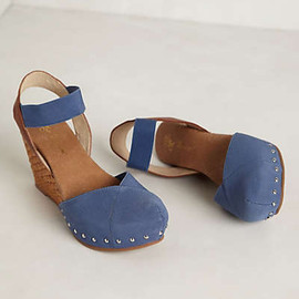Anthropologie - Marigot Espadrille Wedges
