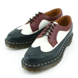 Dr.Martens - Dr. Martens x Beams Brogue Shoes Made In England