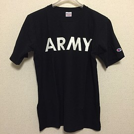 Chanpion - ARMY TEE