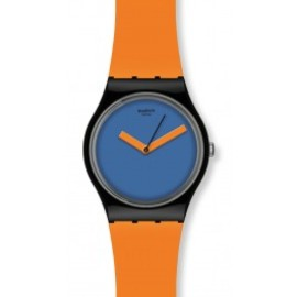 Swatch - GENT ORANGE'N PETROL
