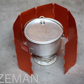 Kinetic Ultra Titanium Stove
