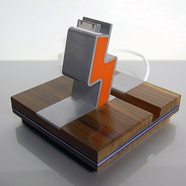 QUILY WORKS & DESIGN - iPod Dock