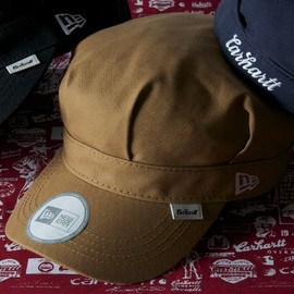 Carhartt, New Era - HERITAGE WORK CAP