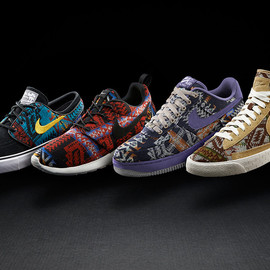 Nike - Pendleton x NIKEiD 2013-14 Holiday Collection
