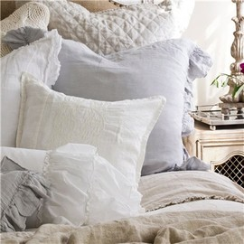 Pom Pom at Home - Bedding Charlie Linen Duvet Cover