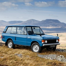 Land Rover - Range Rover Classic