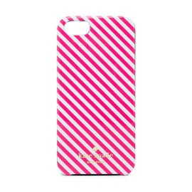 kate spade NEW YORK - HARRISON STRIPE IPHONE 5 CASE