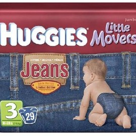 Huggies - Jeans Diapers ハギーズデニム紙オムツ3(7-13kg)29枚入り