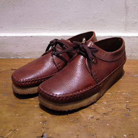 Clarks - Weaver / Made by Padmore&Barnes