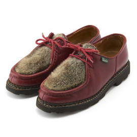 Paraboot - Leather Fur Shoes