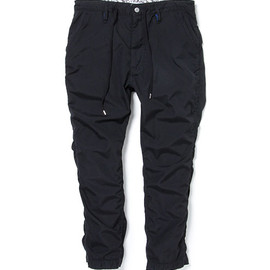 nonnative - DWELLER ANKLE CUT PANTS - C/P WEATHER