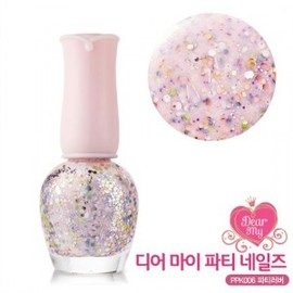 ETUDE HOUSE - Dear My Party Nails, PPK006 Party Lover