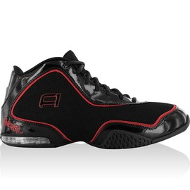 AND1 - professor mid black/red