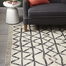west elm - Wool Kilim Rug
