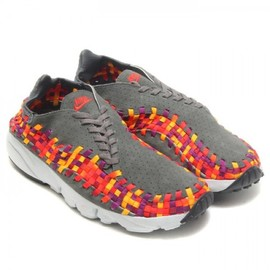 Nike - NIKE AIR FOOTSCAPE WOVEN MOTION