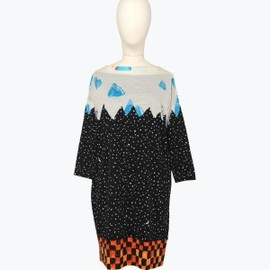 TSUMORI CHISATO - iceberg-dot-black-dress.jpg
