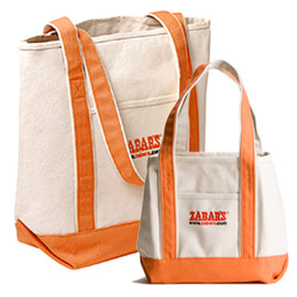 Zabar's - Signature Canvas Tote Bag