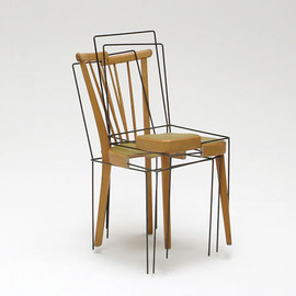 Julian Sterz - The 3/4 Place Keeper Chair