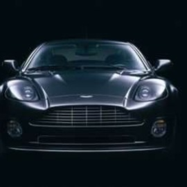 Aston Martin - Navy Blue DB9, favorite car in the world