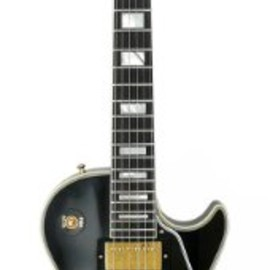 Gibson - CUSTOM SHOP Histric Collection 1957 Les Paul Custom Black Beauty w/Bigsby VOS