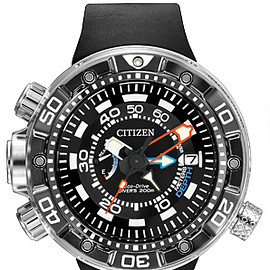 CITIZEN - PROMASTER AQUALAND 200M DEPTH METER