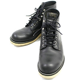 RED WING - REDWING 8165 [STUSSY CUSTOMADE]