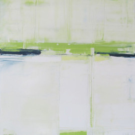 Tracey Kafka - Spring 31, acrylic on canvas