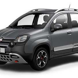 FIAT - Panda City Cross and Cross 4×4