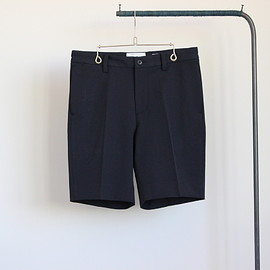 YAECA - 2way Pants - short #navy/set up