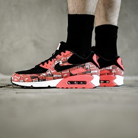 "NIKE - NIKE AIR MAX 90 ATMOS ""WE LOVE NIKE"""