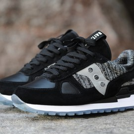 "SAUCONY - BAIT x Saucony Shadow Original ""Cruel World 3: Global Warning"""