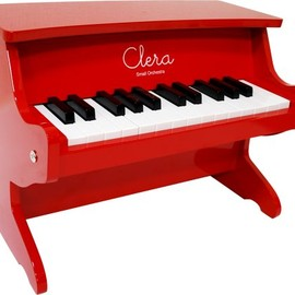 Clera - Toy Piano Red PM-1000-25K/RD