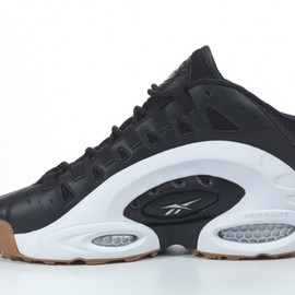 Reebok - ES22 (2012 Retro) - Black/White/Gum