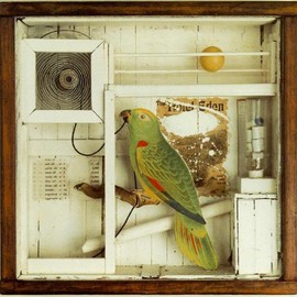 Joseph Cornell - Untitled (The Hotel Eden), 1945