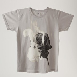 American Apparel - Burning Rose T