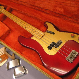 Fender USA - '57 Precision Bass