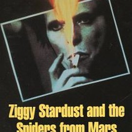 David Bowie - Ziggy Stardust and the Spiders from Mars 【VHS】