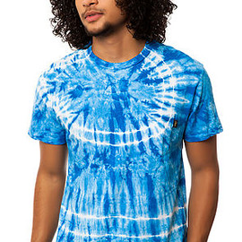 OBEY - Obey The Indigo Burst Pocket Tee in Bright Indigo