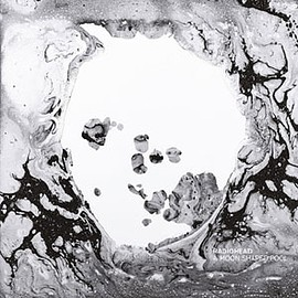 RADIOHEAD - A MOON SHAPED POOL (LIMITED EDITION 180G WHITE VINYL)