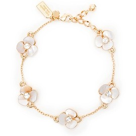 kate spade NEW YORK - disco pansy thin bracelet