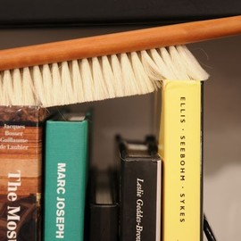 Redecker - Redecker Book Dust Brush